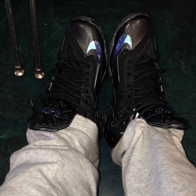 Lebron-blackouts-11-lebron11s-boomgang-kingjames-kicksonfire-sneakhead-sneakeraday-sneakerwatch-snea