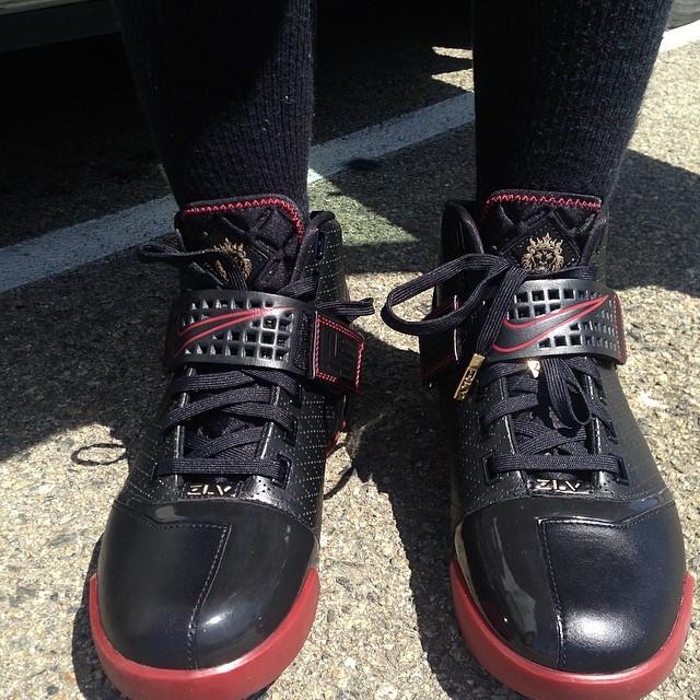 Lebron-5s-lebron-lebron5-kingjames-kicksclique-kicksonfire-solewatch-sneakerhead-sneakeraday