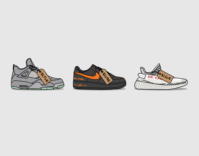 Most Valuable Sneakers   Highsnobiety