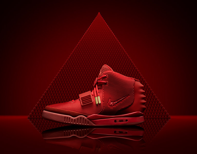 """Nike – Yeezy II """"Red Octobers"""""""