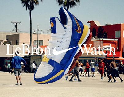 "Nike Basketball – LeBron 16 ""Super Bron"""