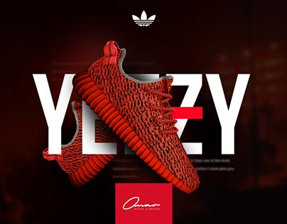 Adidas X Kanye West 'Yeezy Bloodline' Web/App Concept