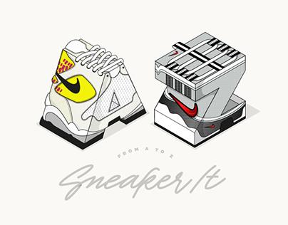 From A to Z. Sneaker it