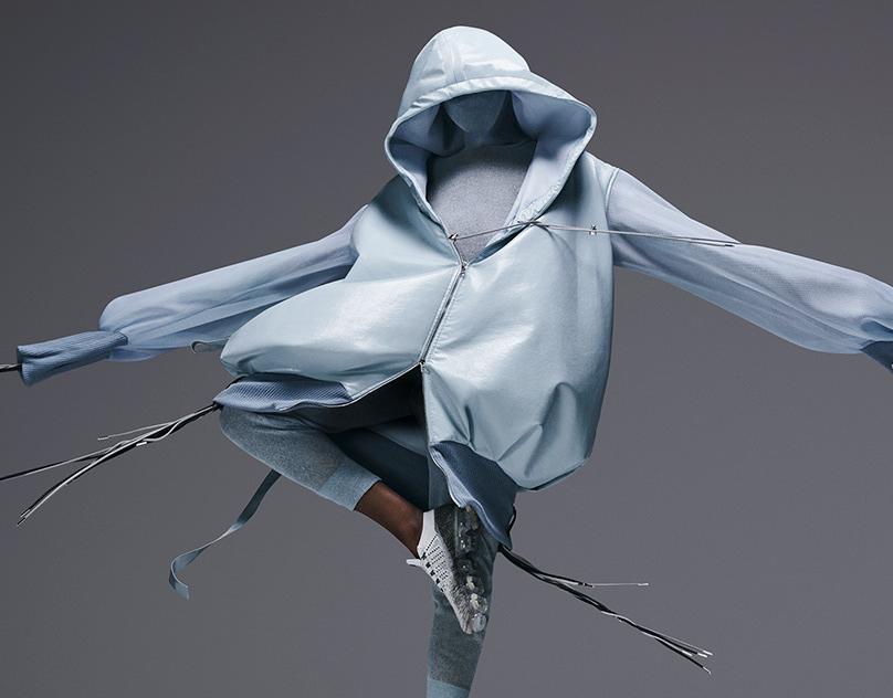 Designers interpret NIKE AIR VaporMax – Yvan Fabing