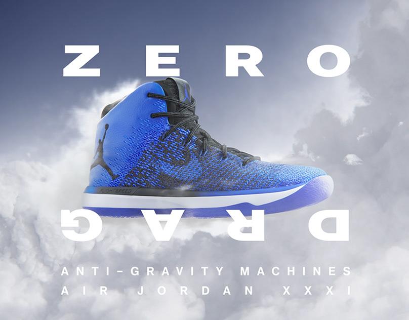 Air Jordan XXXI – Flight Guy