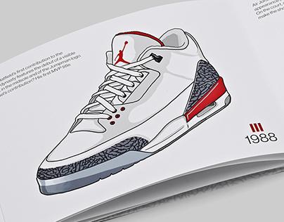 The Evolution of Air Jordan