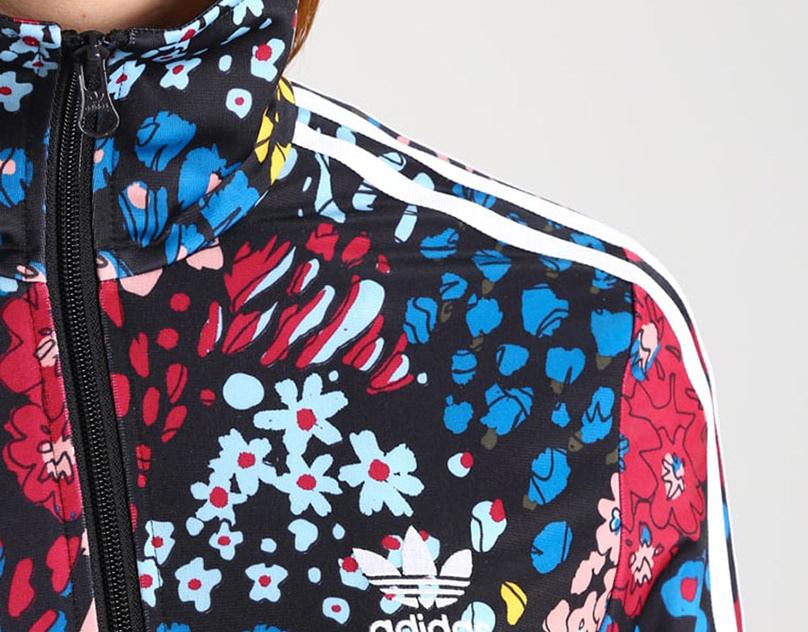 Camo Clash Flower print /// adidas originals FW16
