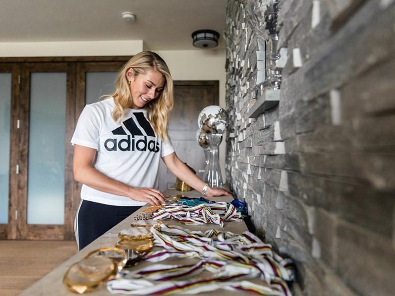 world-number-one-skier,-mikaela-shiffrin-joins-adidas