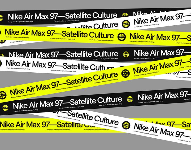 Nike Air Max 97—Satellite Culture