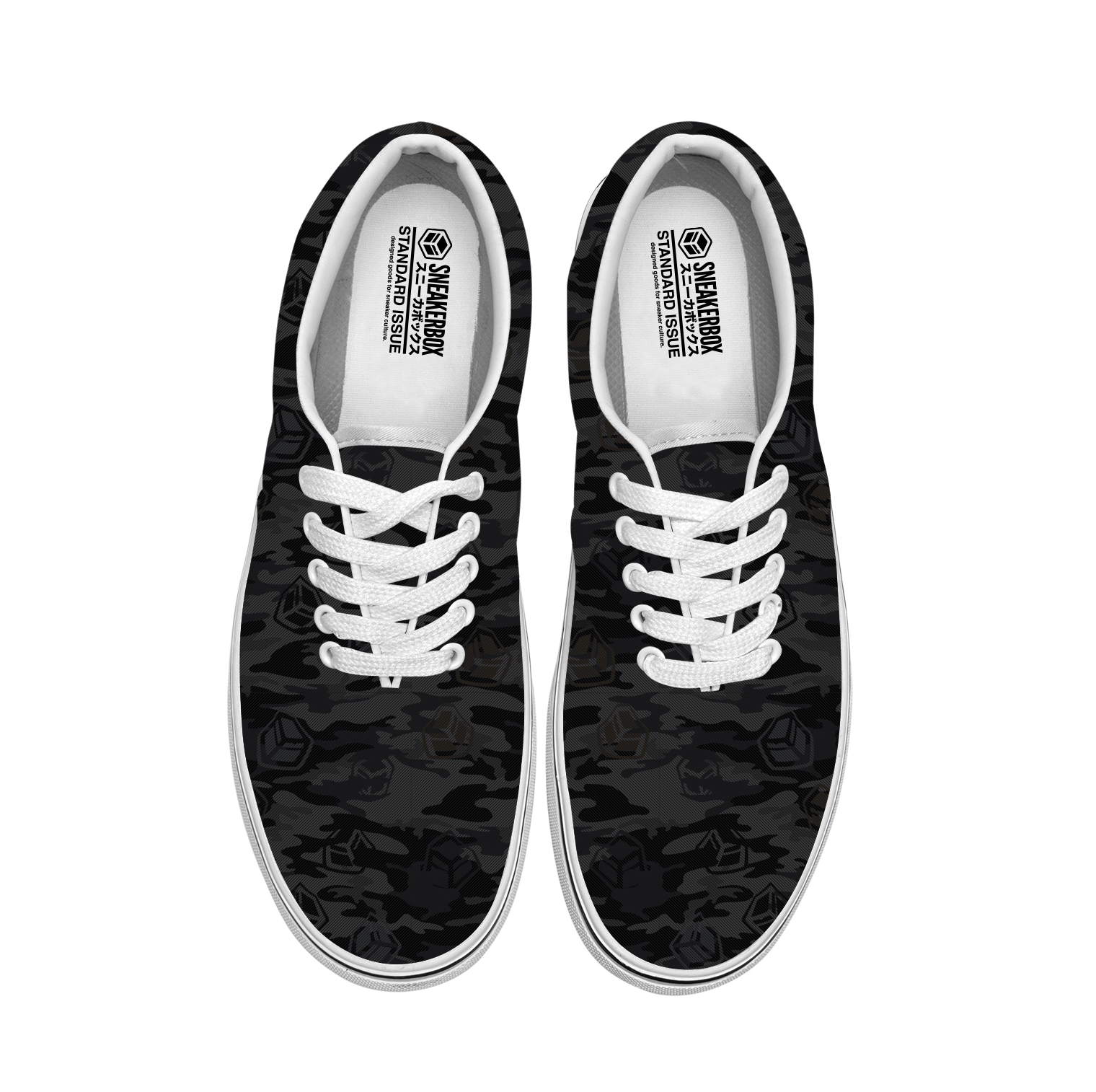 Sneakerbox_Black_Camo_Casual_Sneaker_02