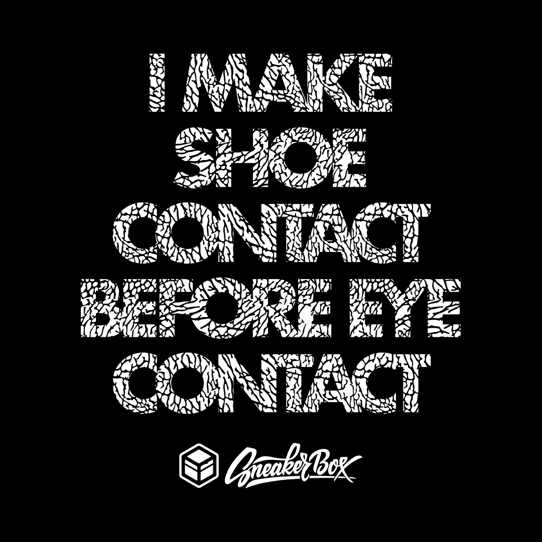 sbx shoe contact square