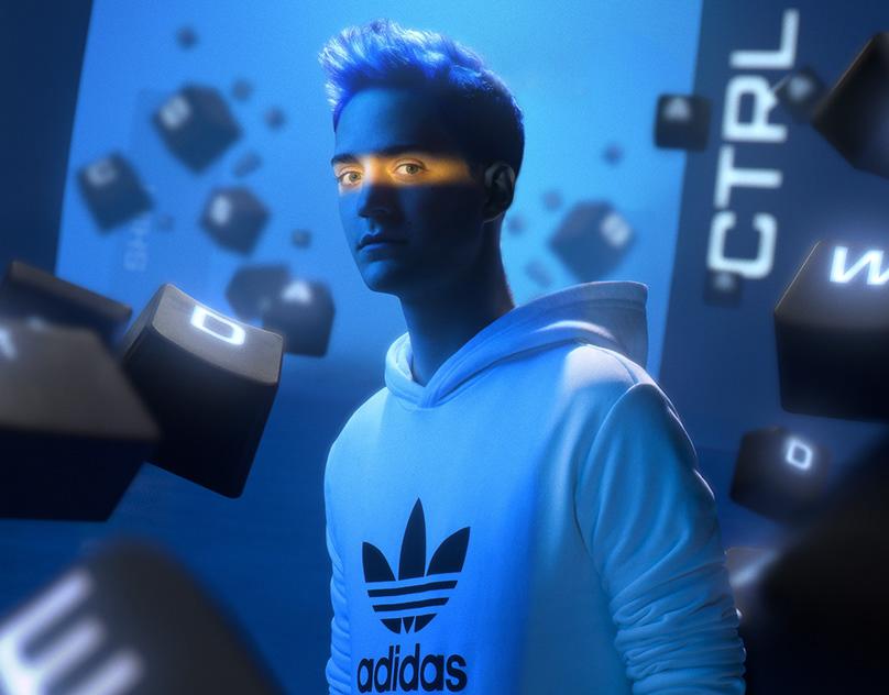 Adidas X Ninja – Time In