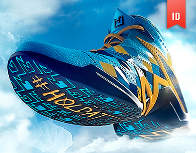 Nate Robinson basketball shoe design