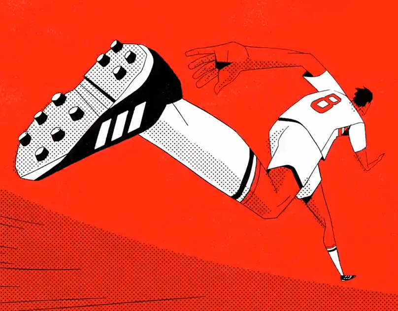 Adidas + SPFC – Generation lines