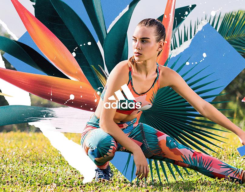 Adidas Movimentos do Brasil
