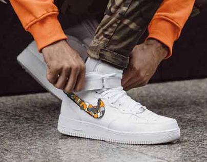 PATCHERY – sneaker patch customisation
