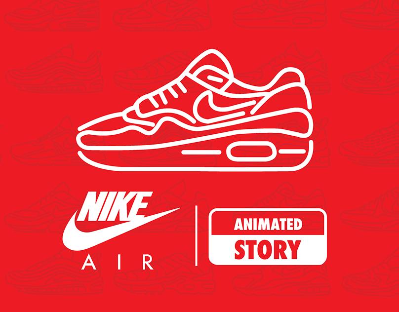 NIKE AIR ANIMATED STORY