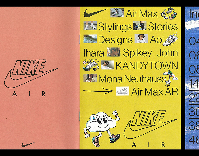 Nike – Create with Air Max