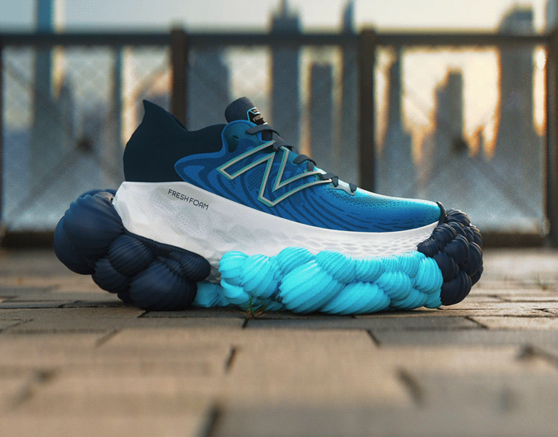 New Balance: Fresh Foam X