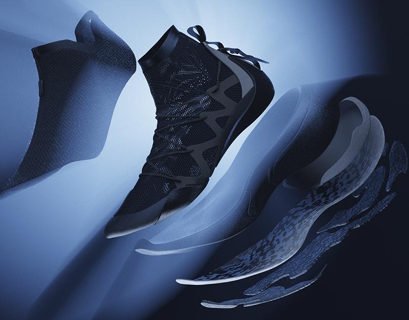 3D FOOTWEAR CONCEPTS