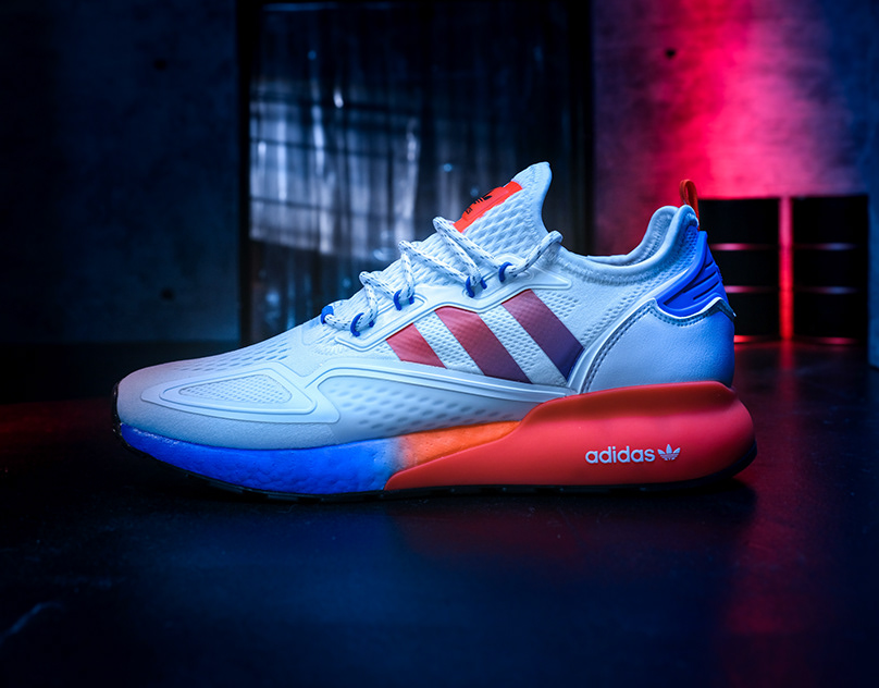 Adidas ZX Boost: Sneaker Porn