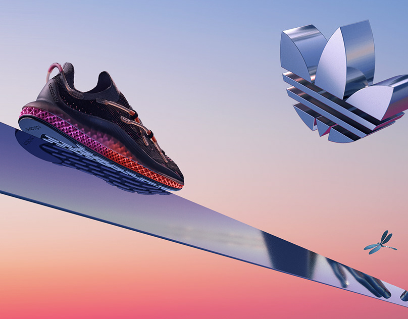 Multidimension of adidas4D Fusio