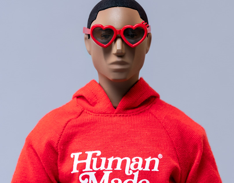 Human made X Pharrell Williams 1/6 action figure