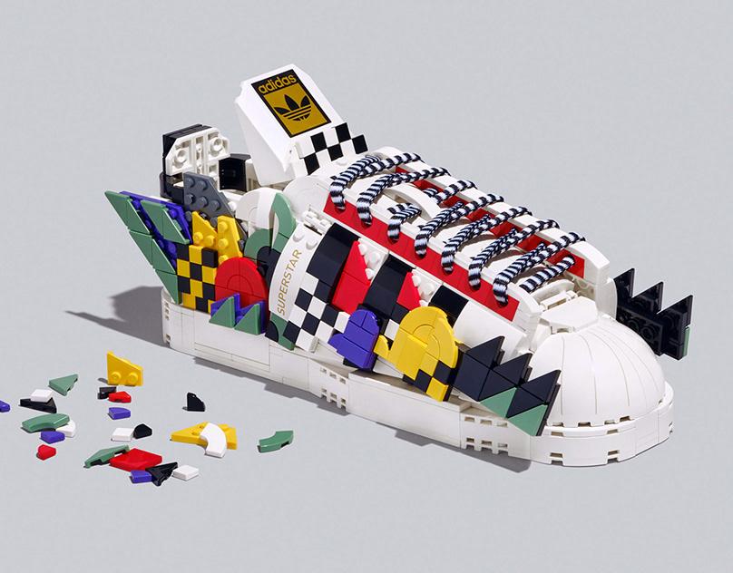 LEGO x Leta – Adidas Artist Collaboration